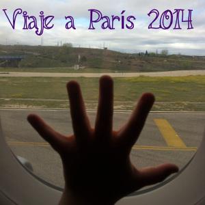 Viajar a Paris con niños (Parte I)