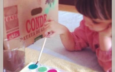El juego en los niños.Juguetes adaptados a cada edad.